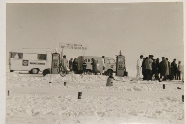 Winter 1963 - foto's: Hero Rijnsent